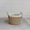 corcovado woven basket handmade homewares laundry basket nz