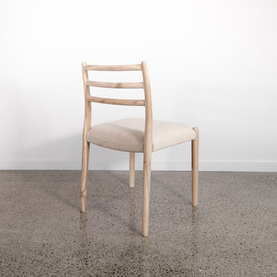 Linen Dining Chair