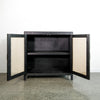 Rattan Buffet (Black & Natural)