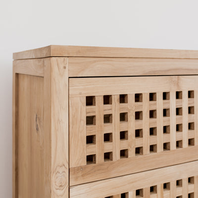 St Tropez Set of Drawers