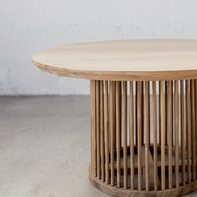 round coffee table corcovado furniture auckland new zealand