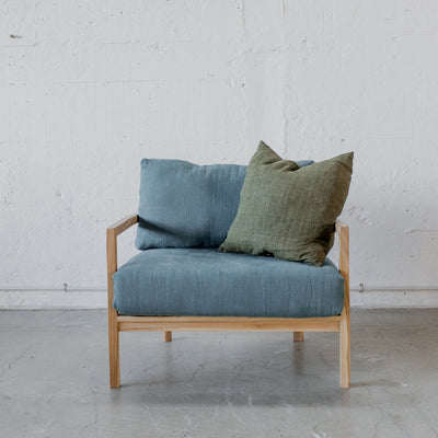 linen arm chair linen cushion furniture auckland nz corcovado christchurch