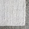 NZ Wool Floor Rug (Soft White) 160 x 230