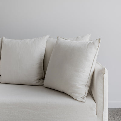 montecito white linen sofa loose cover corcovado store auckland christchurch furniture