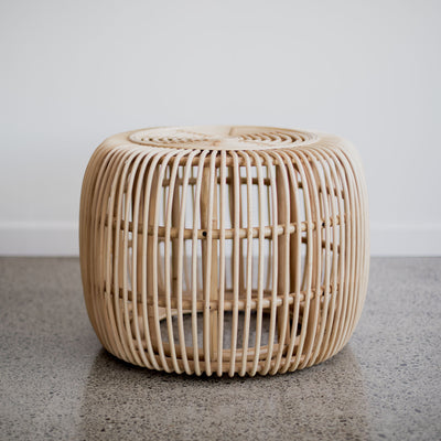 rattan coffee table side table furniture corcovado new zealand