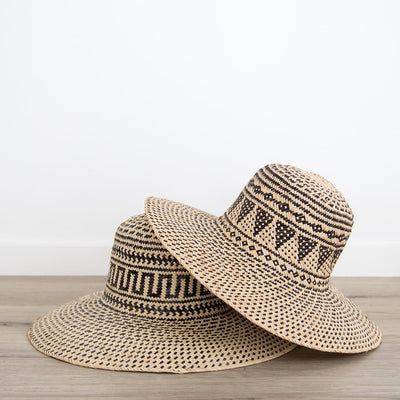 Wide Brimmed Sun Hat
