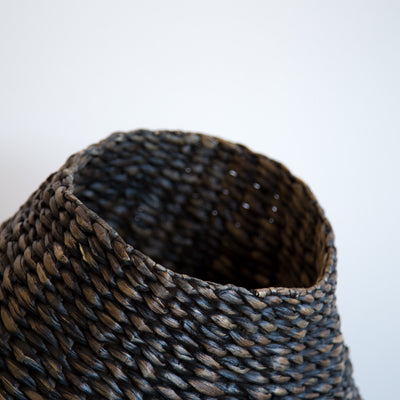 Blackwash Organic Basket (Tall)