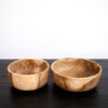 Wooden Serving Bowl (L)
