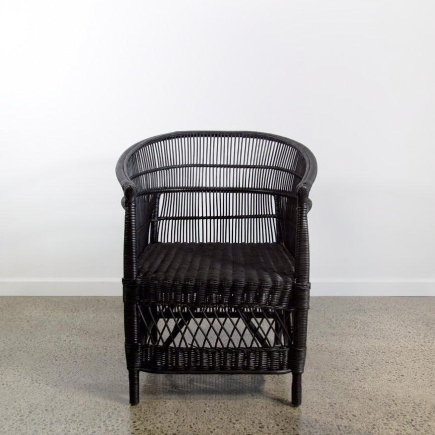 Malawi Chair (Black)