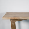 Teak Console Table (Natural)