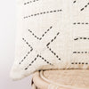 Noughts and Crosses Cushion (50cm x 50cm)