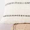 Stripe Cushion Cover (Natural) (S) (30cm x 50cm)