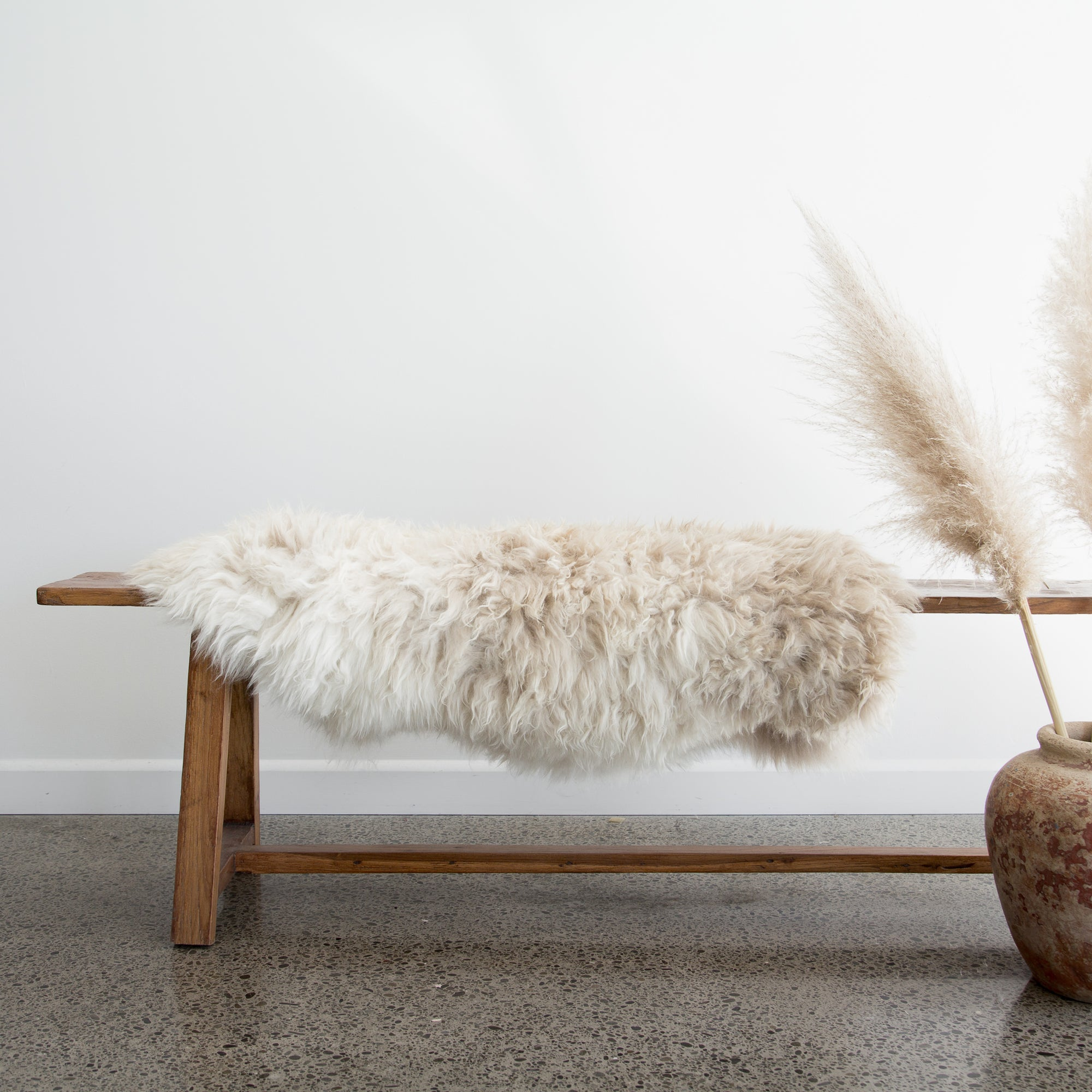 white sheepskin new zealand sheepskin rug throw corcovado furniture and interior design auckland christchurch wellington natural sustainable interiors
