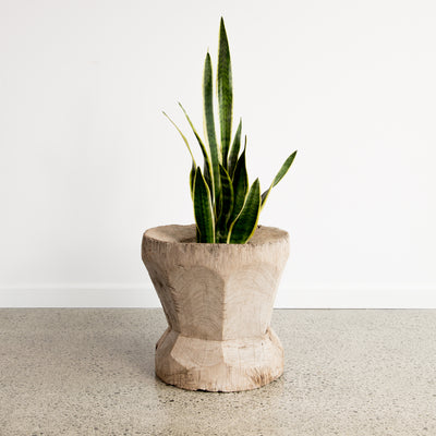 Original Wooden Planter