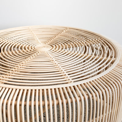 Natural Rattan Coffee Table (XL)