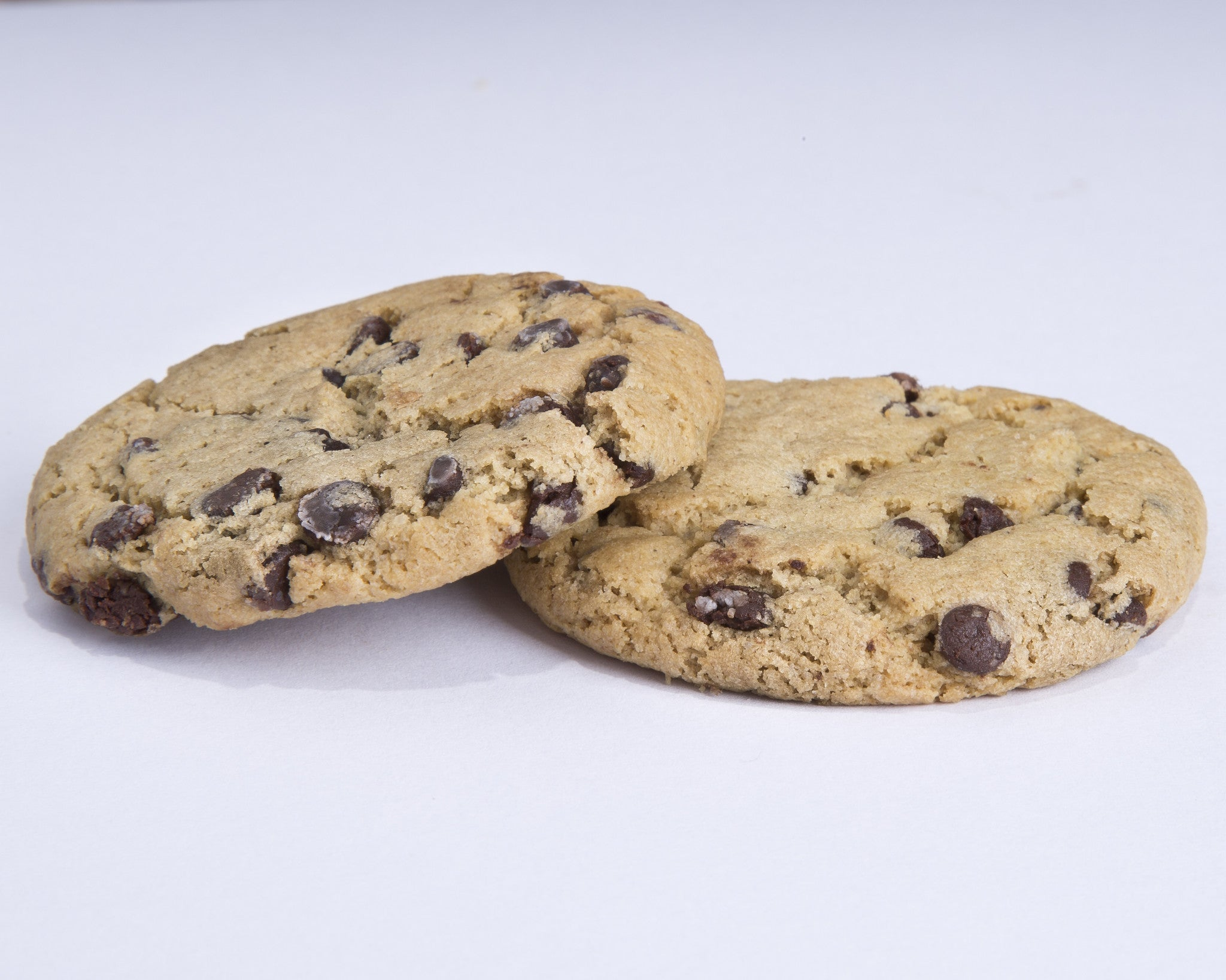 Vegan Chocolate Chip Cookies (40 mg) 2-Pack