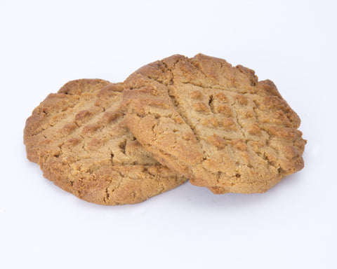 2-Pack Peanut Butter Cookies (40 mg)