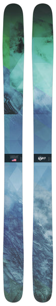 All Mountain - Kitten Factory Skis  - 3