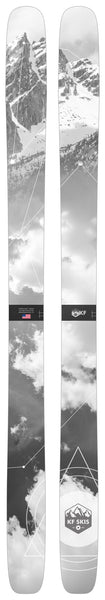 Toors Light - Kitten Factory Skis  - 1
