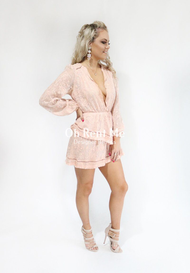 Henner Playsuit Clothing Zimmermann
