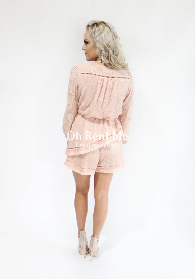 Henner Playsuit