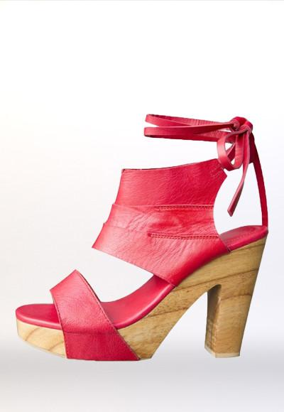 Wrapt Heels Clothing Moochi
