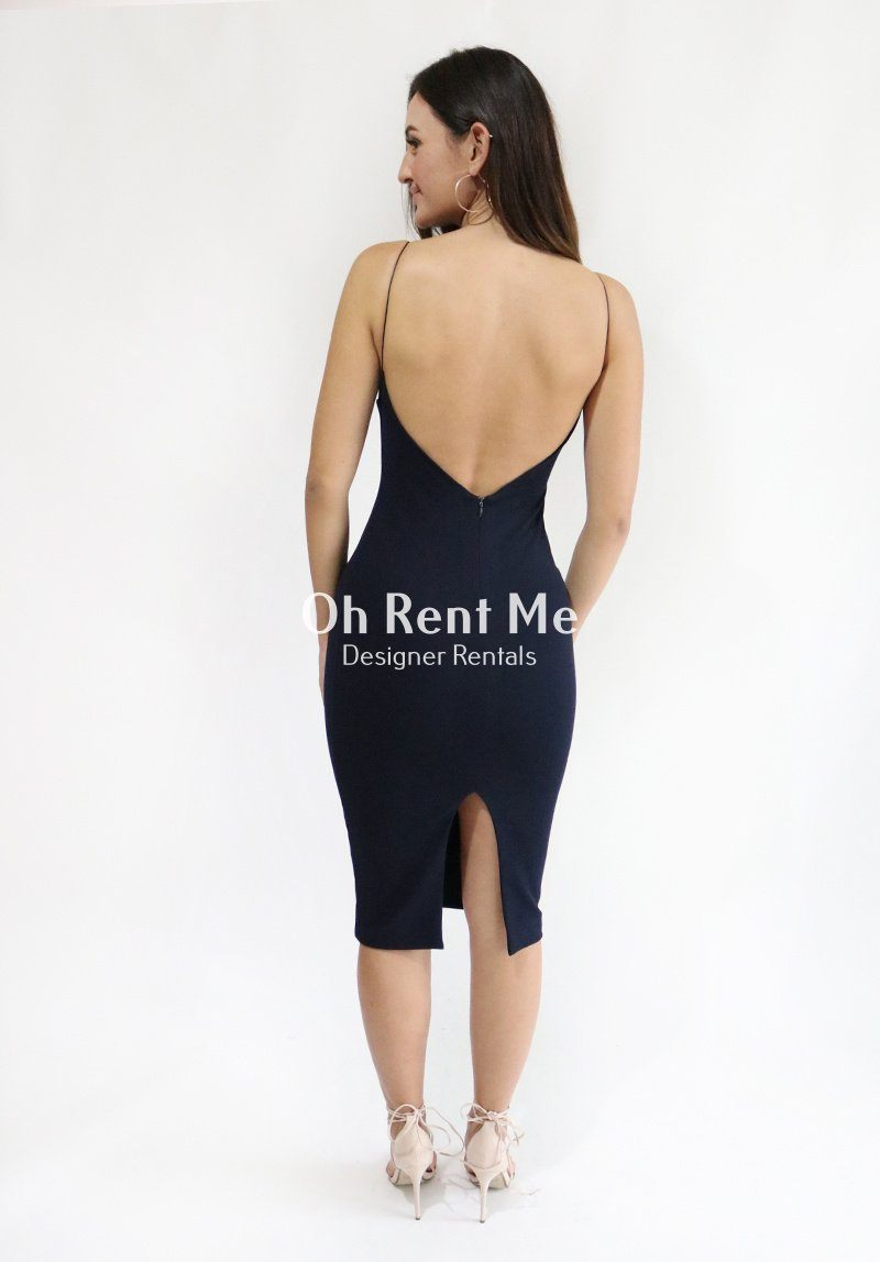 Keni Slip French Navy Clothing Natalie Rolt
