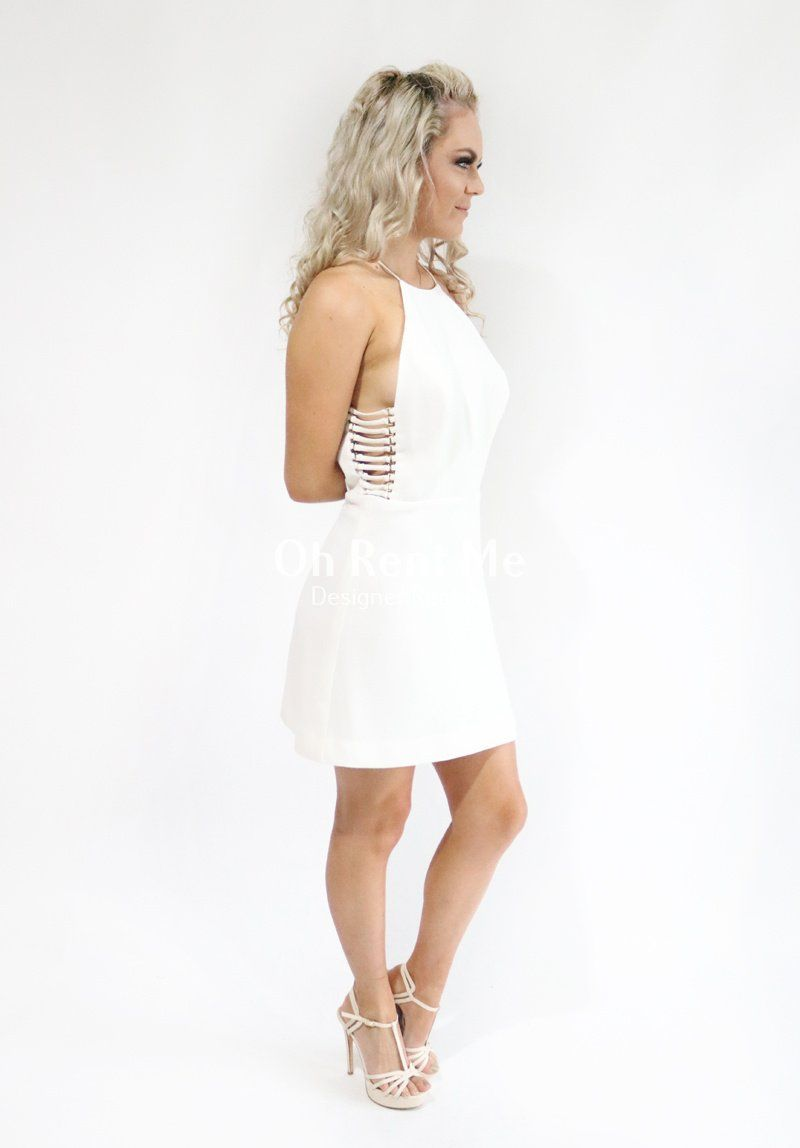 Crepe Harness Dress Clothing Zimmermann