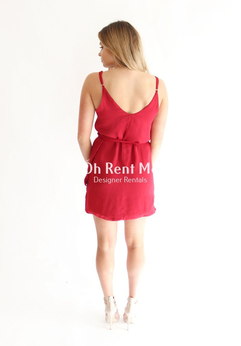 Sanguine Dress S