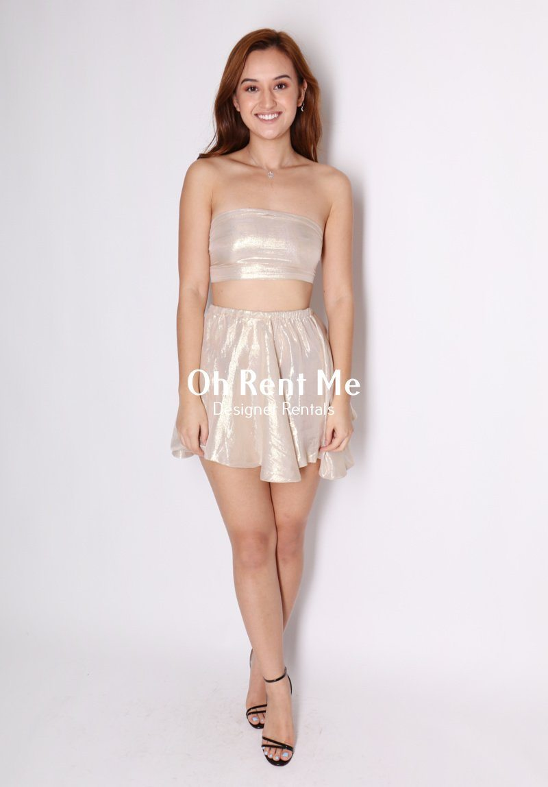 Shake for me Playsuit Apricot 10
