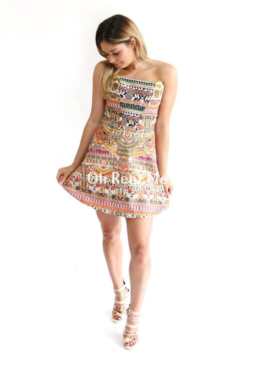Maasai Mecca Embellished dress
