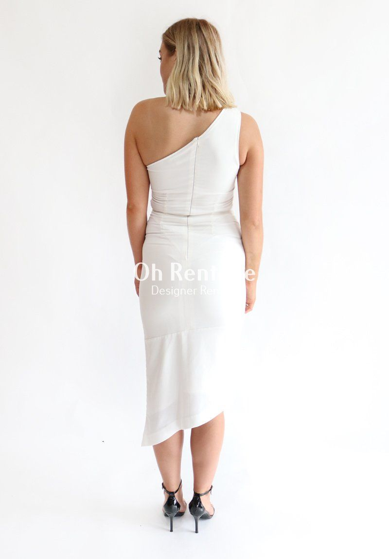 After Midnight Dress White 8