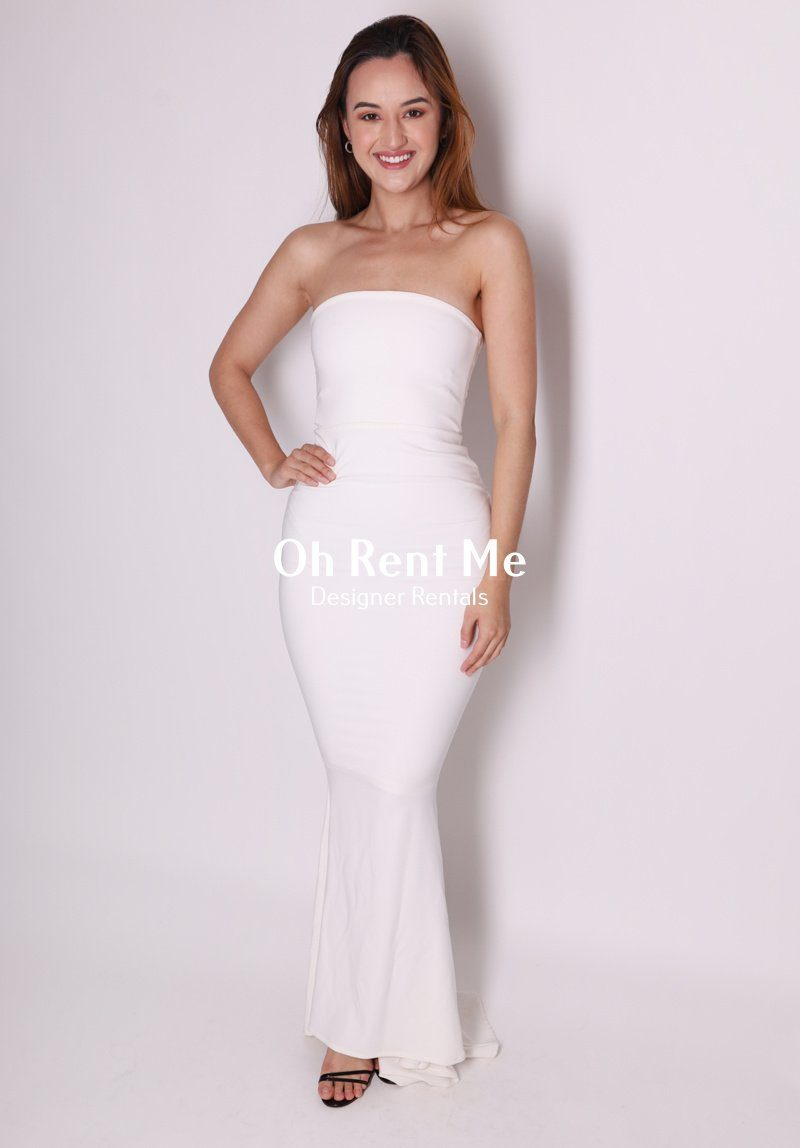 Angelina Gown Clothing Nookie