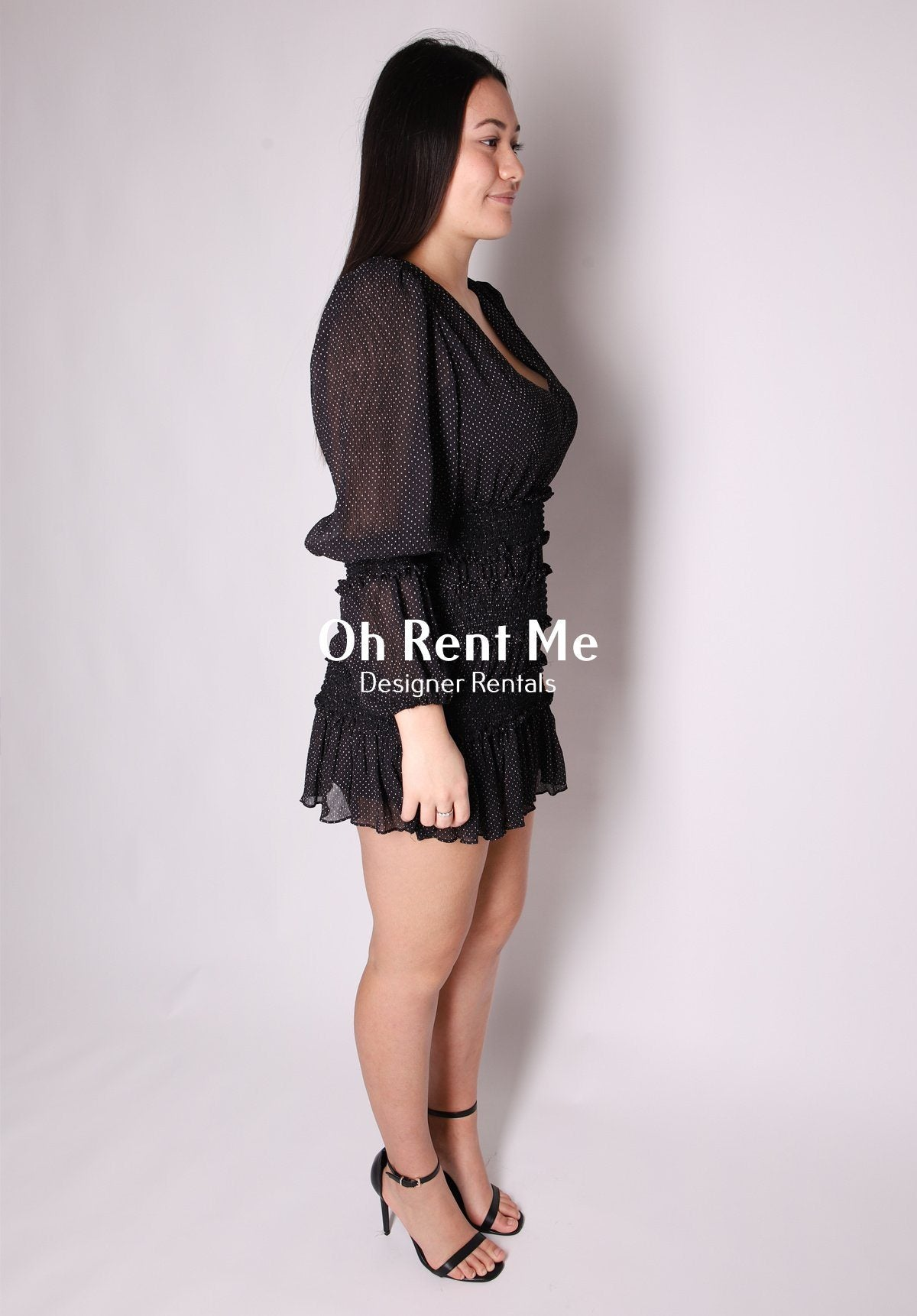 Behati Mini Black Clothing The East Order