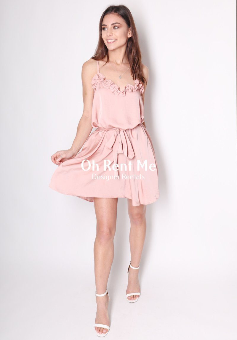 Sunday Dress - Blush Clothing Amber Whitecliffe