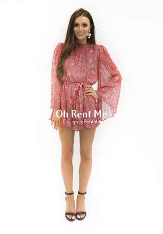 e959b375d16 Folly Whimsy Playsuit Size 2 – Oh Rent Me