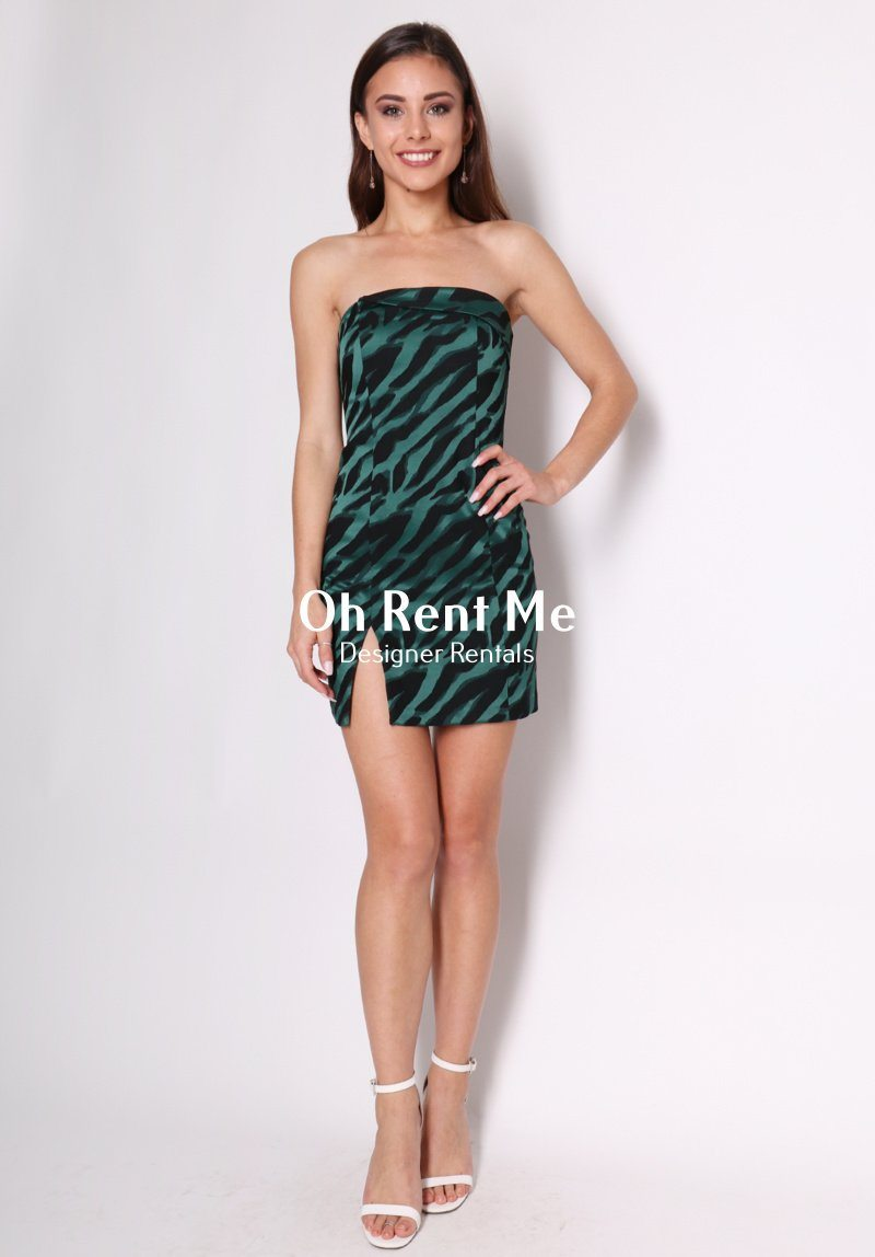 Discotheque Mini Dress Clothing Bec and Bridge
