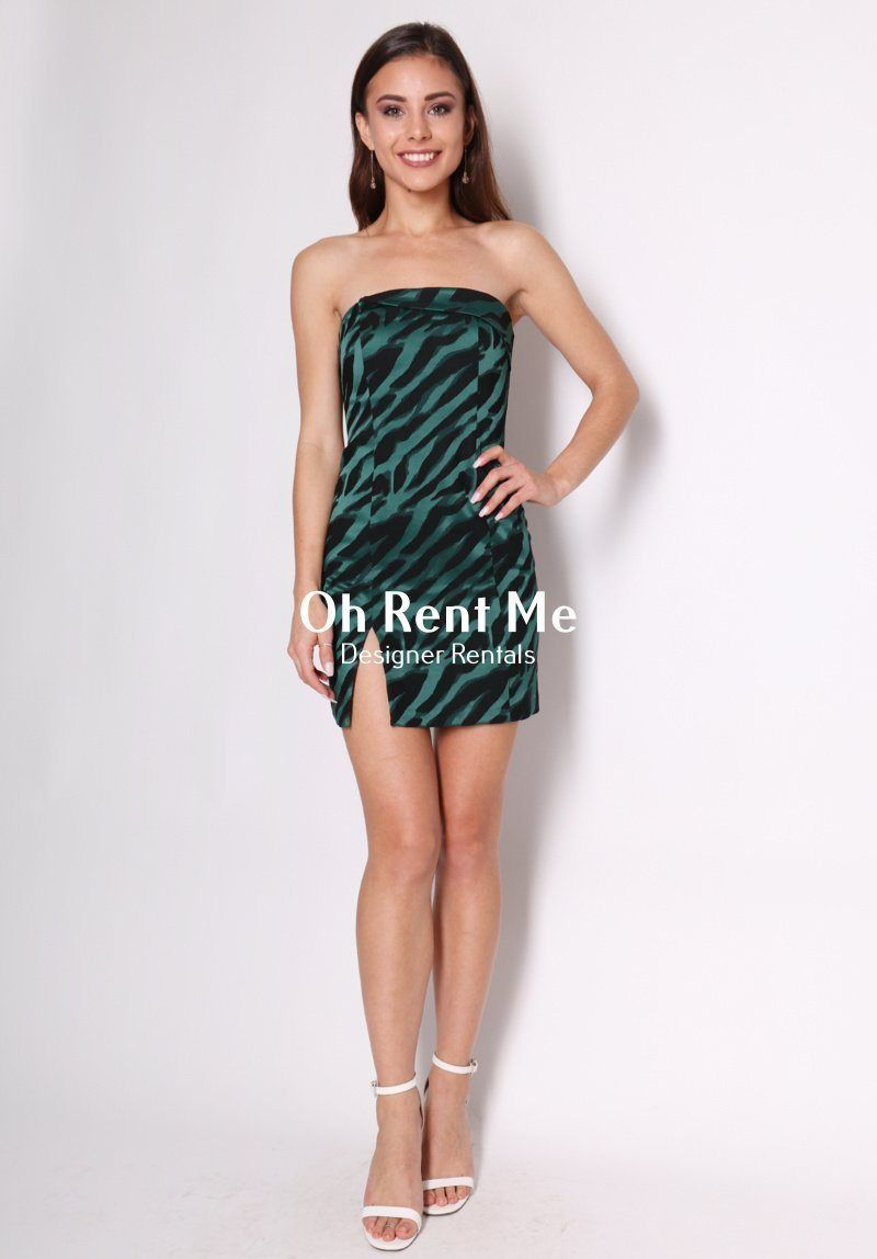 SELL - Discotheque Mini Dress Gift Card Ex Rentals