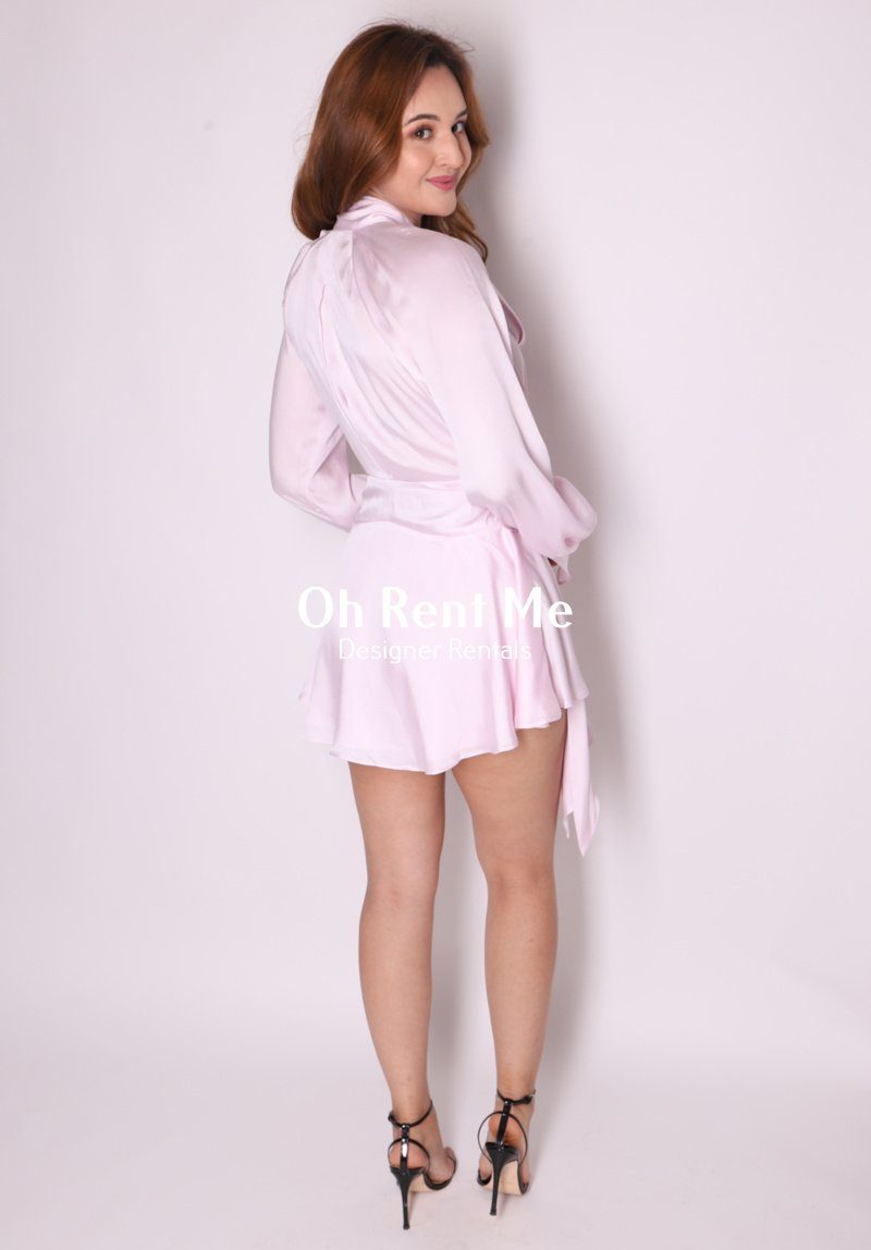 Doheny Dress - Blush Clothing Acler