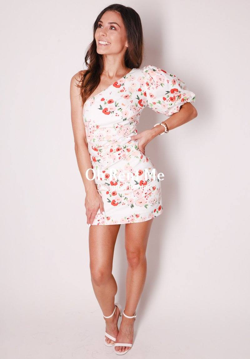 Garden Party Mini Dress Clothing Bec and Bridge