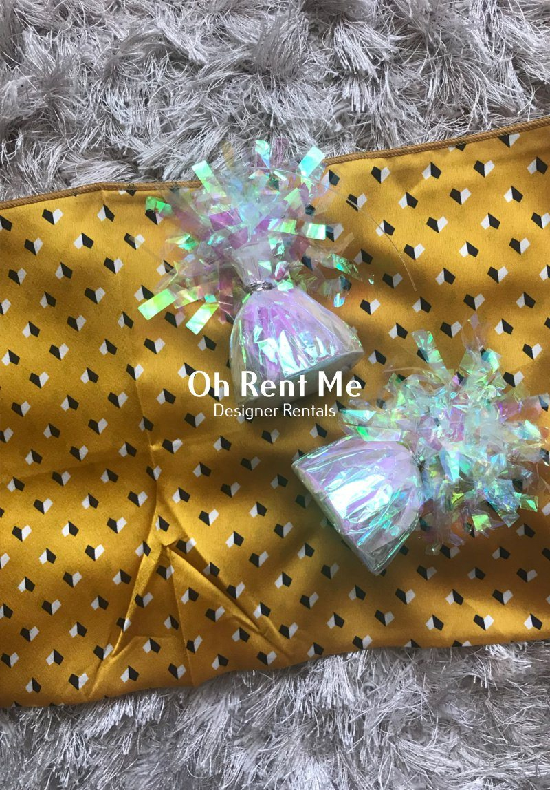 Golden Ticket Scarf Gift Card Oh Rent Me