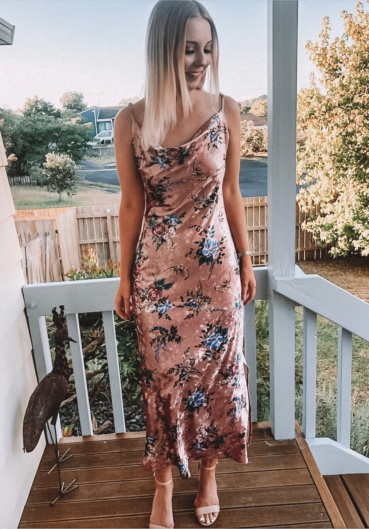 I'm Biased Dress - Blush XS