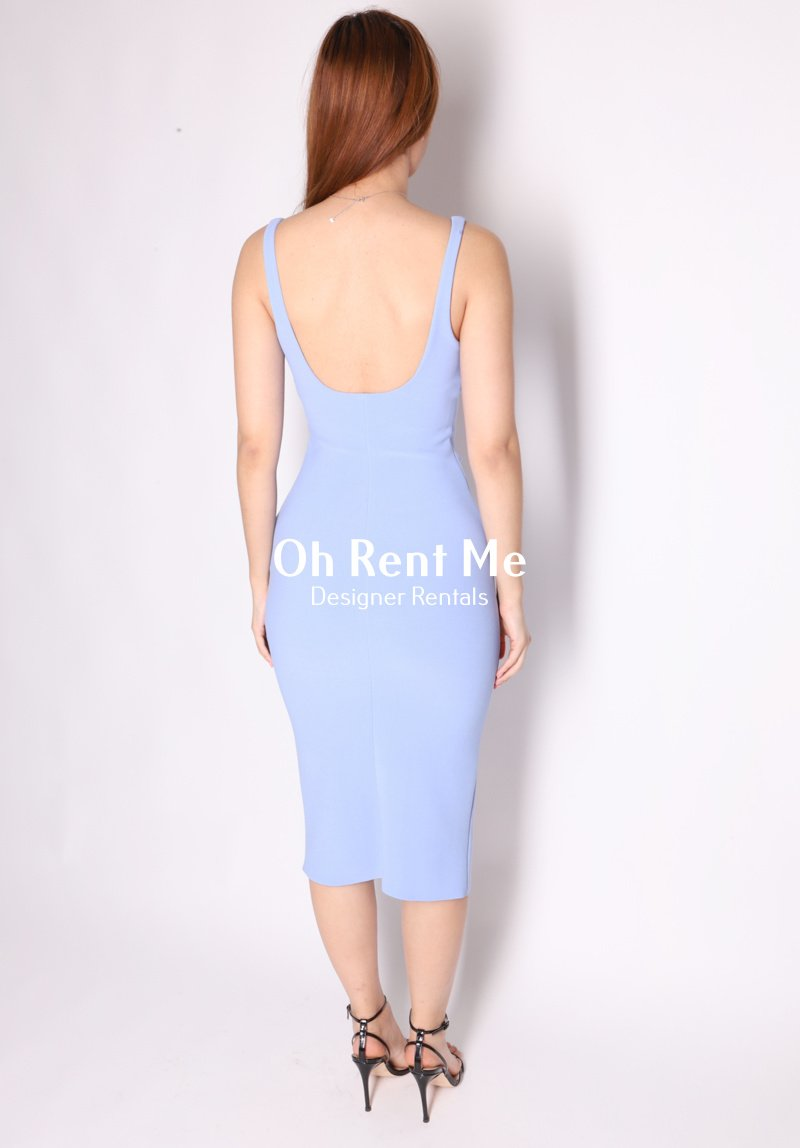Karina Tuck Midi Dress - Cornflower Clothing Bec and Bridge