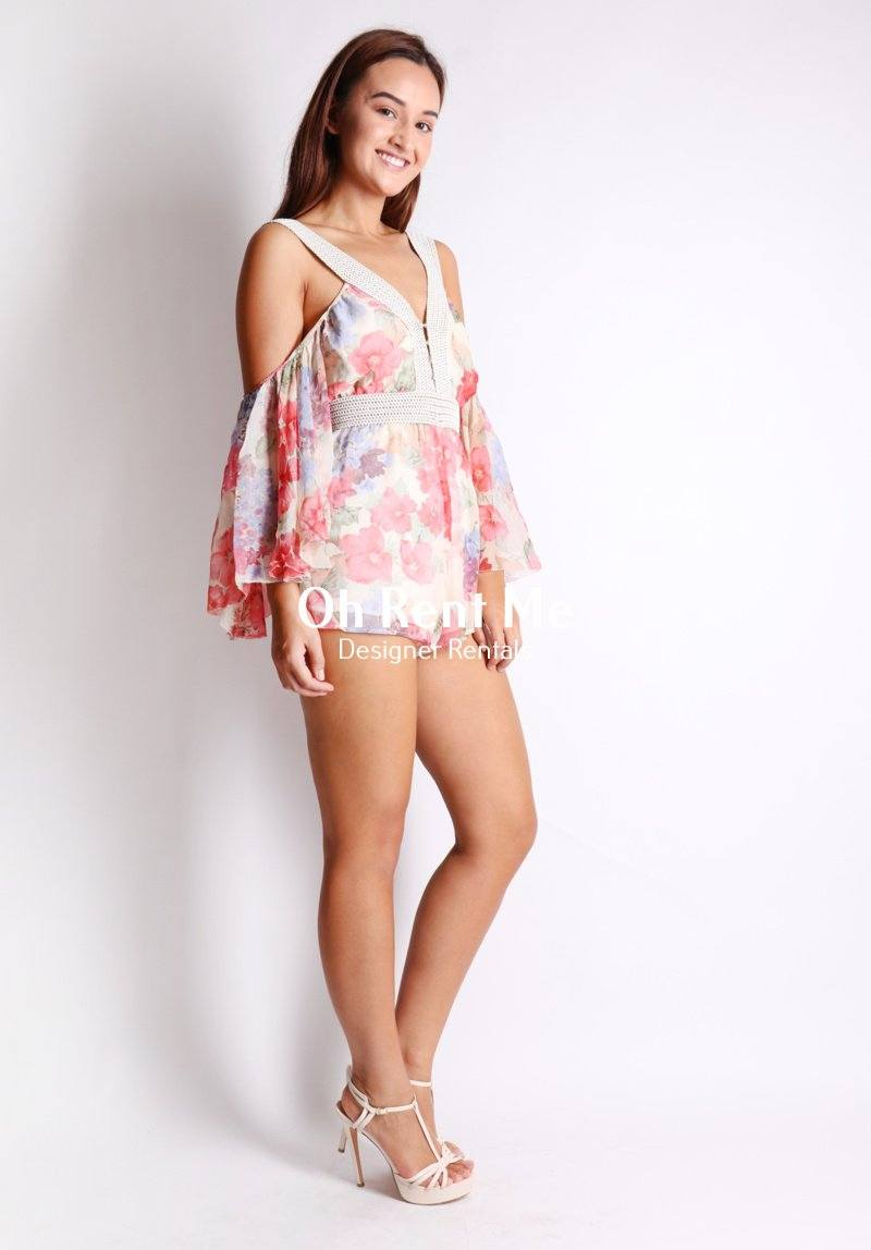 Lil Darling Playsuit Clothing Alice McCall