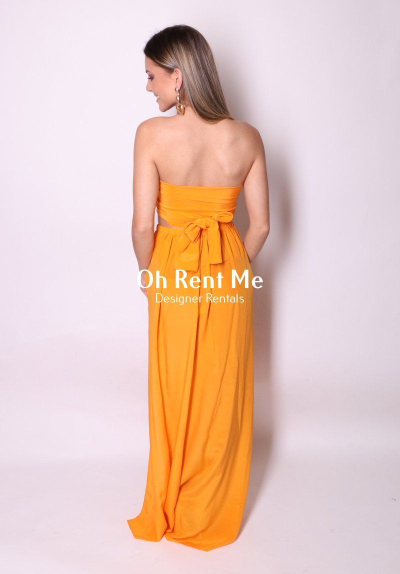 Tangerine Dream - Two Piece Gown Clothing Sisters The Label