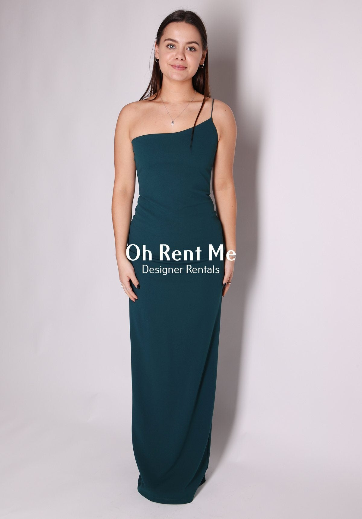 Penelope Gown - Teal Clothing Nookie