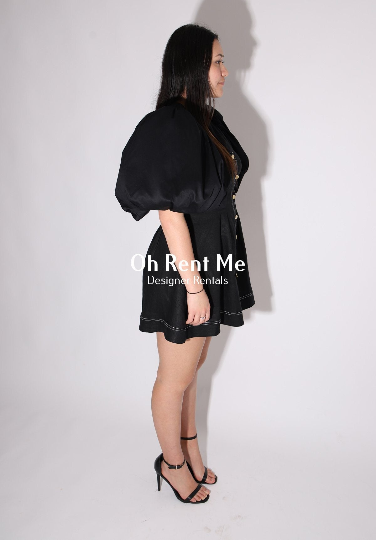 Quietude Mini Dress Clothing Aje