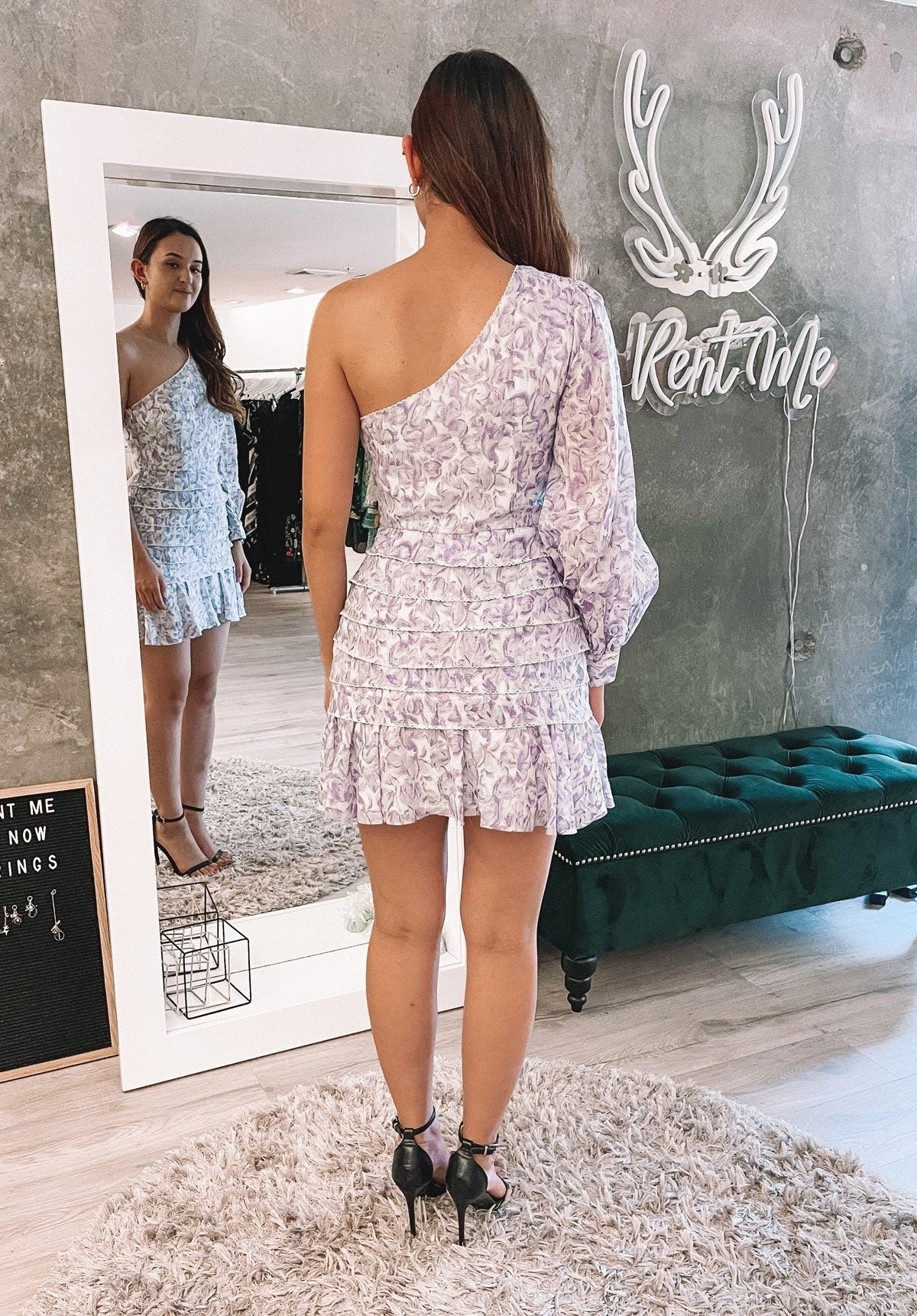 Real Love Baby Mini Dress Clothing Talulah