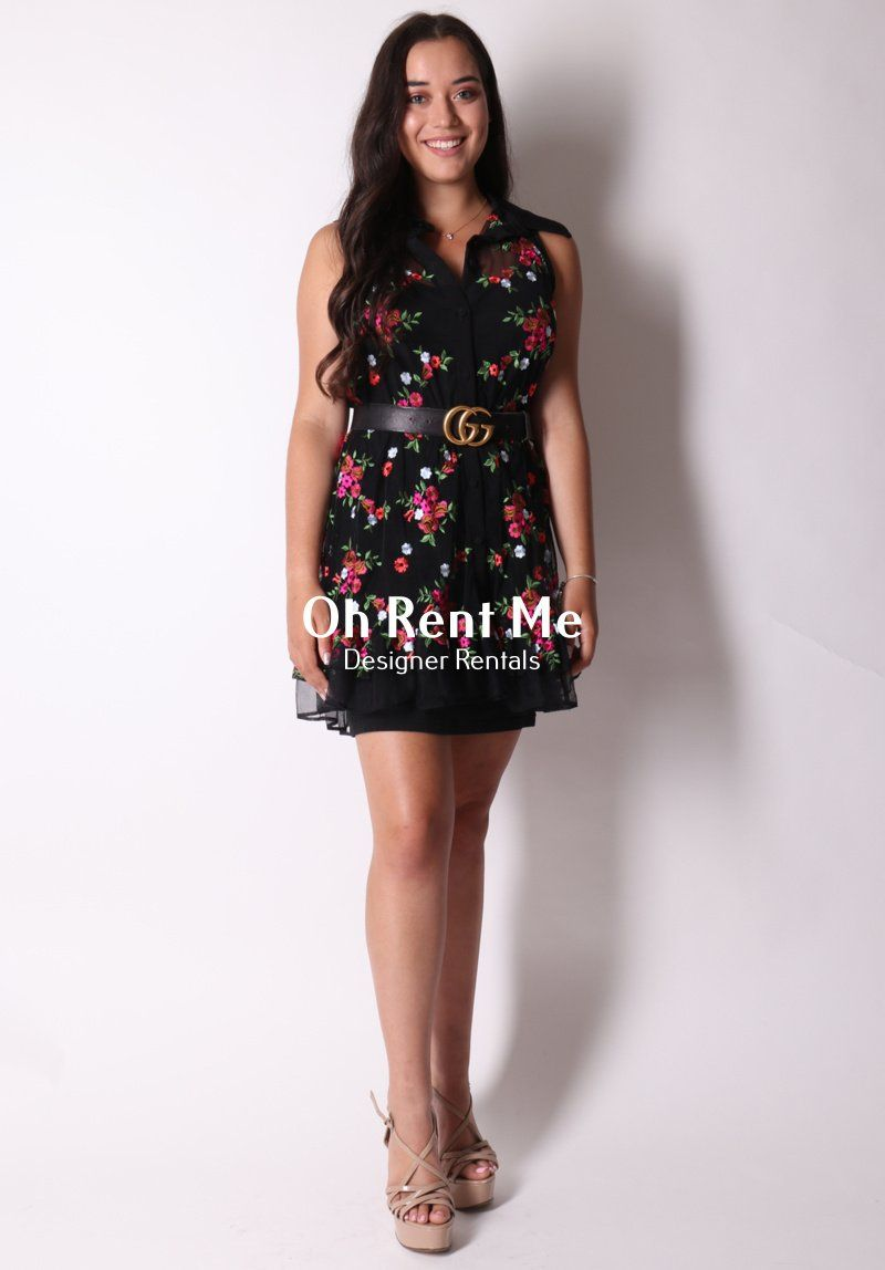 Romeo Dress Clothing Amber Whitecliffe