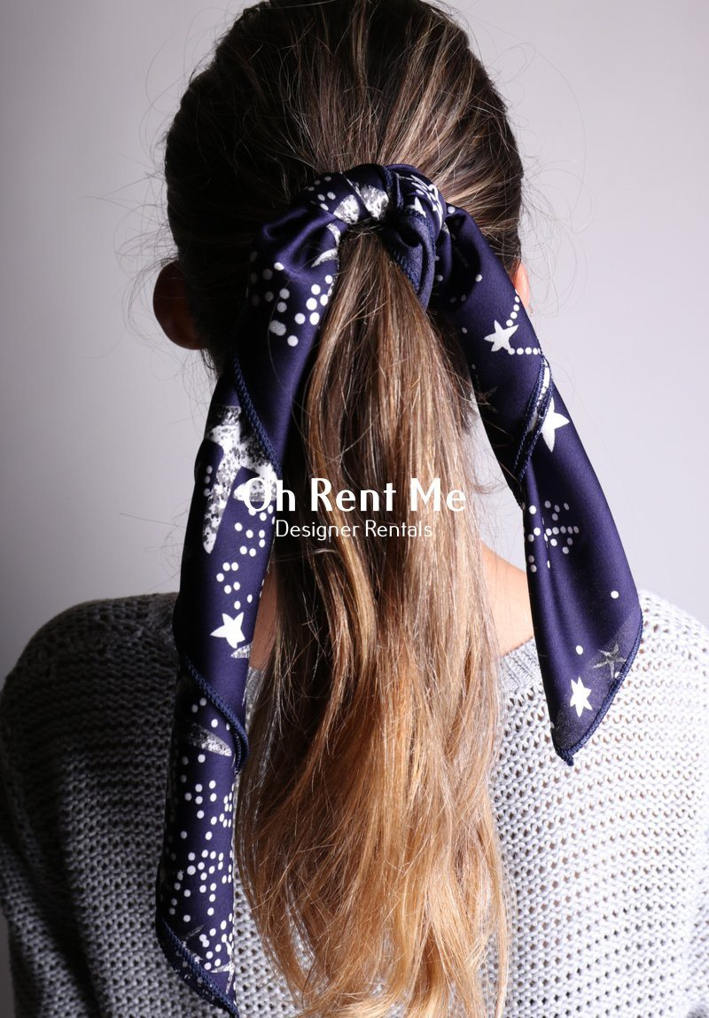 Starry Nights Scarf Gift Card Oh Rent Me